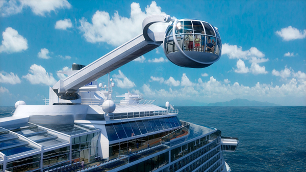 New Cruise Ships Are Increasing Again Key Traveler